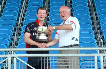 Walsh Cup Final - match report