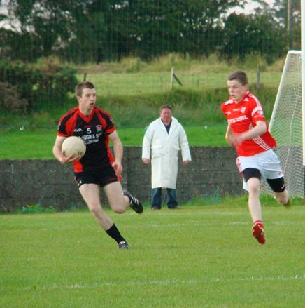 U-21's v Bohola - Moy Davitts & U-16's v St. Gerards match reports