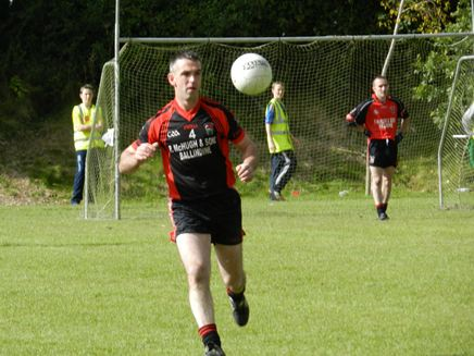 Player profile - Alan Roche