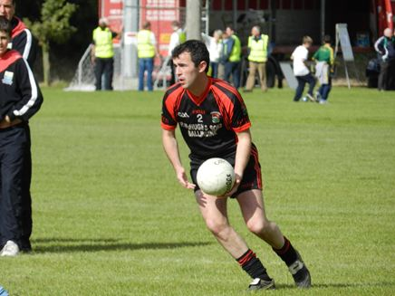 Player profile - Colm Roche