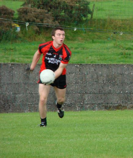 Player profile - Kevin Gallagher
